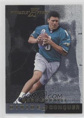 1997 Pinnacle X-Press - Divide & Conquer - Executive Proof #14 - Mark Brunell