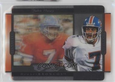 1997 Pinnacle Zenith - V2 #V-2 - John Elway