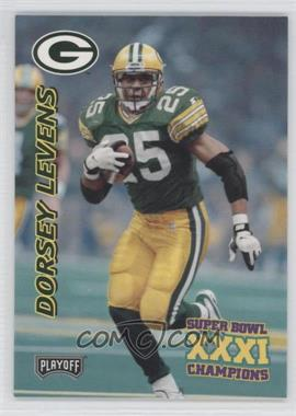 1997 Playoff Green Bay Packers Super Sunday - Box Set [Base] #11 - Dorsey Levens