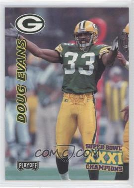 1997 Playoff Green Bay Packers Super Sunday - Box Set [Base] #12 - Doug Evans