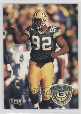 1997 Playoff Green Bay Packers Super Sunday - Box Set [Base] #3 - Reggie White