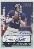 Danny Kanell #/450