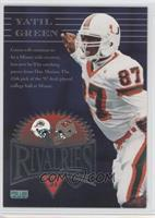 Warrick Dunn, Yatil Green
