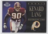 Kenard Lang