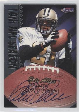 1997 Pro Line II Memorabilia - Autographs #NoN - Eric Allen