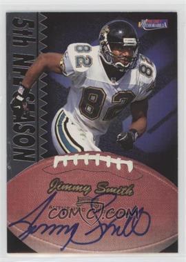 1997 Pro Line II Memorabilia - Autographs #NoN - Jimmy Smith