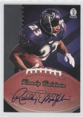 1997 Pro Line II Memorabilia - Autographs #NoN - Randy Baldwin