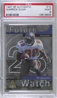Warrick Dunn [PSA 9 MINT]