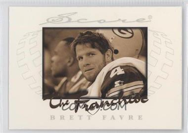 1997 Score - The Franchise #3 - Brett Favre