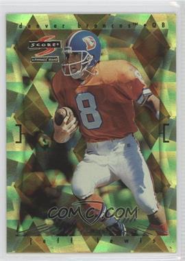 1997 Score Team Collection - Denver Broncos - Premiere Club #10 - Jeff Lewis
