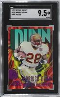 Warrick Dunn /150 [SGC 9.5 Mint+]