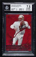 Steve Young [BGS 7.5 NEAR MINT+] #46/150