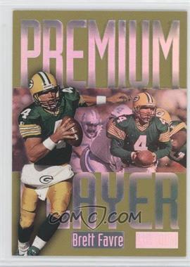 1997 Skybox Premium - Premium Players #6 PP - Brett Favre