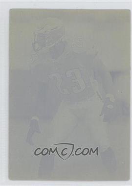 1997 Stadium Club - [Base] - Printing Plate Magenta #180 - Troy Vincent /1