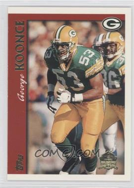 1997 Topps - [Base] - Minted in Canton #196 - George Koonce