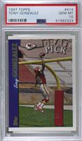Tony Gonzalez [PSA 10 GEM MT]