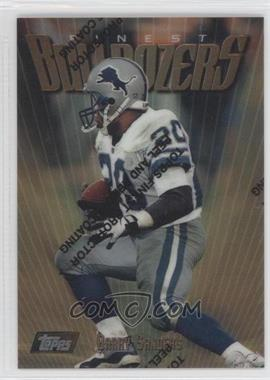 1997 Topps Finest - [Base] #165 - Barry Sanders