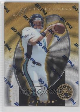 1997 Totally Certified - [Base] - Platinum Gold #12 - Mark Brunell /30