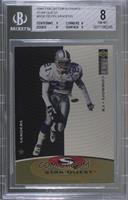 Deion Sanders [BGS 8 NM‑MT]