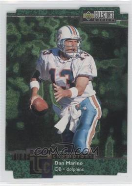 1997 Upper Deck Collector's Choice - Turf Champions #TC62 - Dan Marino