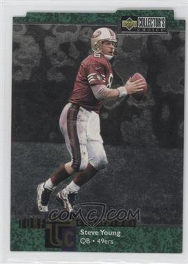 1997 Upper Deck Collector's Choice - Turf Champions #TC88 - Steve Young