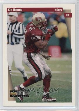 1997 Upper Deck Collector's Choice Team Sets - San Francisco 49ers #SF5 - Ken Norton