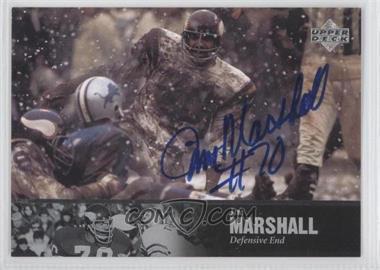 1997 Upper Deck NFL Legends - Autographs #AL-134 - Jim Marshall