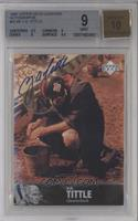 Y.A. Tittle [BGS9]