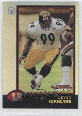 1998 Bowman Chrome - [Base] - Refractors #97 - Levon Kirkland
