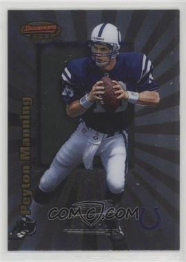 1998 Bowman's Best - [Base] #112 - Peyton Manning