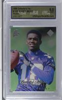 Randy Moss (Rookie Record Setter) [Encased]