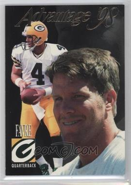 1998 Collector's Edge Advantage - [Base] - 50-Point #66 - Brett Favre