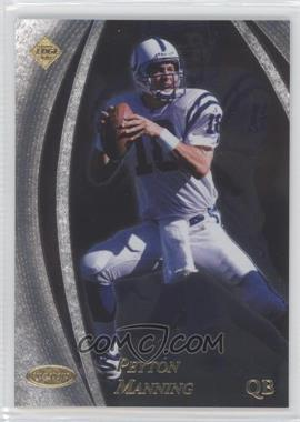 1998 Collector's Edge Masters - [Base] - 50-Point #73 - Peyton Manning /3000
