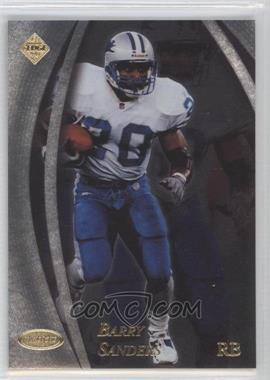 1998 Collector's Edge Masters - [Base] - Preview #64 - Barry Sanders