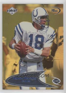 1998 Collector's Edge Odyssey - [Base] - Level 2 HoloGold #172 - Peyton Manning /50