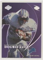 Barry Sanders, Fred Taylor