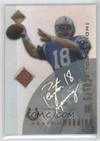 Peyton Manning (Ball swatch)