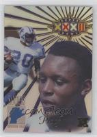 Barry Sanders [EX to NM] #/500