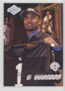 1998 Collector's Edge Supreme Season Review - [Base] - Holofoil #134A - Charles Woodson