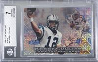 Kerry Collins [BGS 7 NEAR MINT] #/1,000