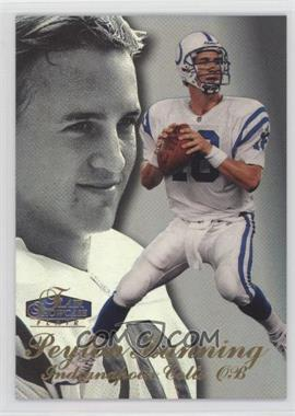 1998 Flair Showcase - [Base] - Row 3 #3 - Peyton Manning