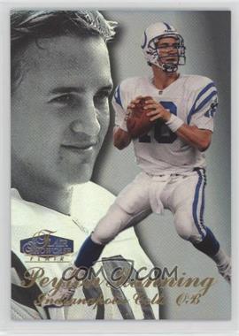 1998 Flair Showcase - [Base] - Row 3 #3 - Peyton Manning
