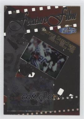 1998 Flair Showcase - Feature Film #8 FF - Barry Sanders