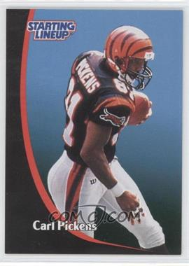 1998 Kenner Starting Lineup - [Base] #CAPI - Carl Pickens