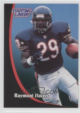 1998 Kenner Starting Lineup - [Base] #RAHA - Raymont Harris