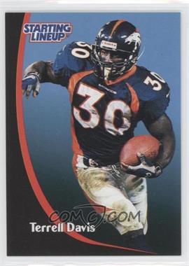 1998 Kenner Starting Lineup - Update #N/A - Terrell Davis