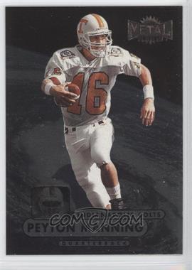 1998 Metal Universe - [Base] #189 - Peyton Manning