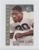 Bill Willis /2500