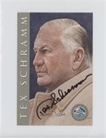 Tex Schramm /2500