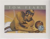 Tom Fears #/2,500